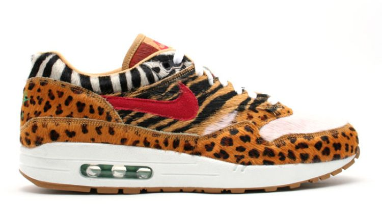 f129b327e00d atmos x Nike Air Max Safari Animal Pack | Crazy | Nike schoenen ...