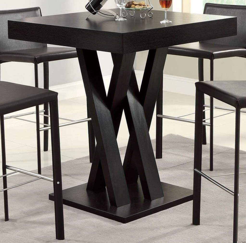 The Table Design Is Intriguing :) | Furniture | Pinterest | Tall Kitchen  Table, Elegant Dining Room And Elegant Dining