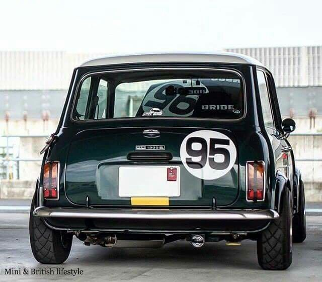 Pin By Stay Tuned Motorsport On Classic Minis