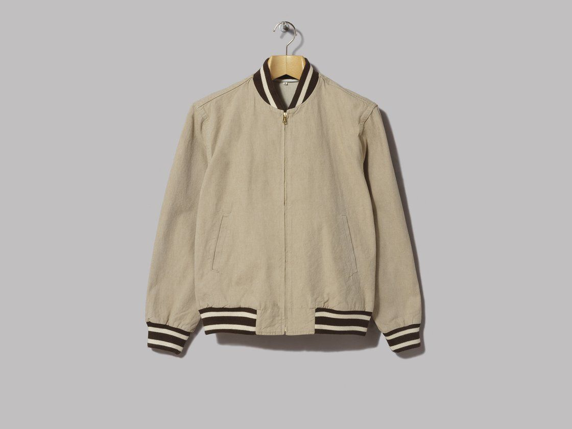 Levi S Vintage Clothing Casuals Bomber Jacket Sandbar Casual Bomber Jackets Clothes Bomber Jacket [ 840 x 1120 Pixel ]