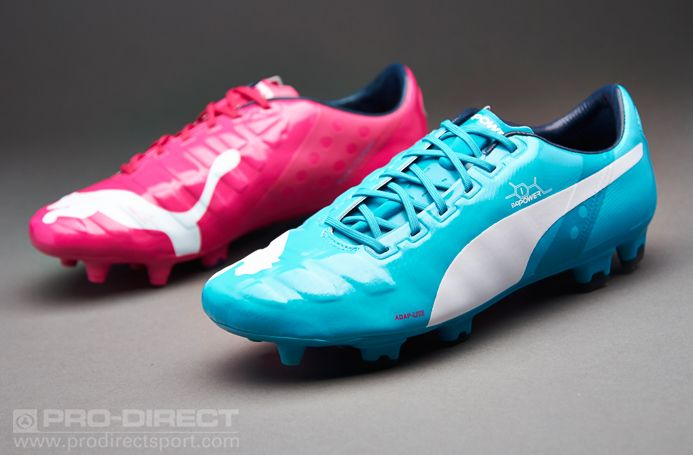 fb8cfc148e6 Puma evoPOWER 1 Tricks FG - Beetroot Purple Bluebird White I love these  shoes