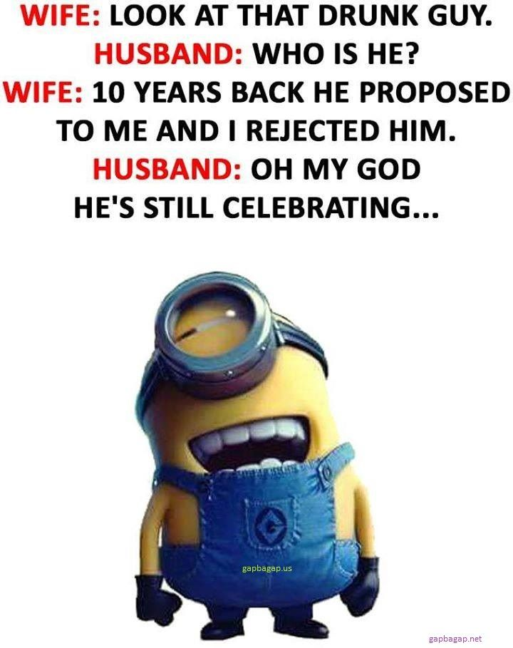 Funny Husband And Wife Meme : Funny meme about wife vs husband mostly minions