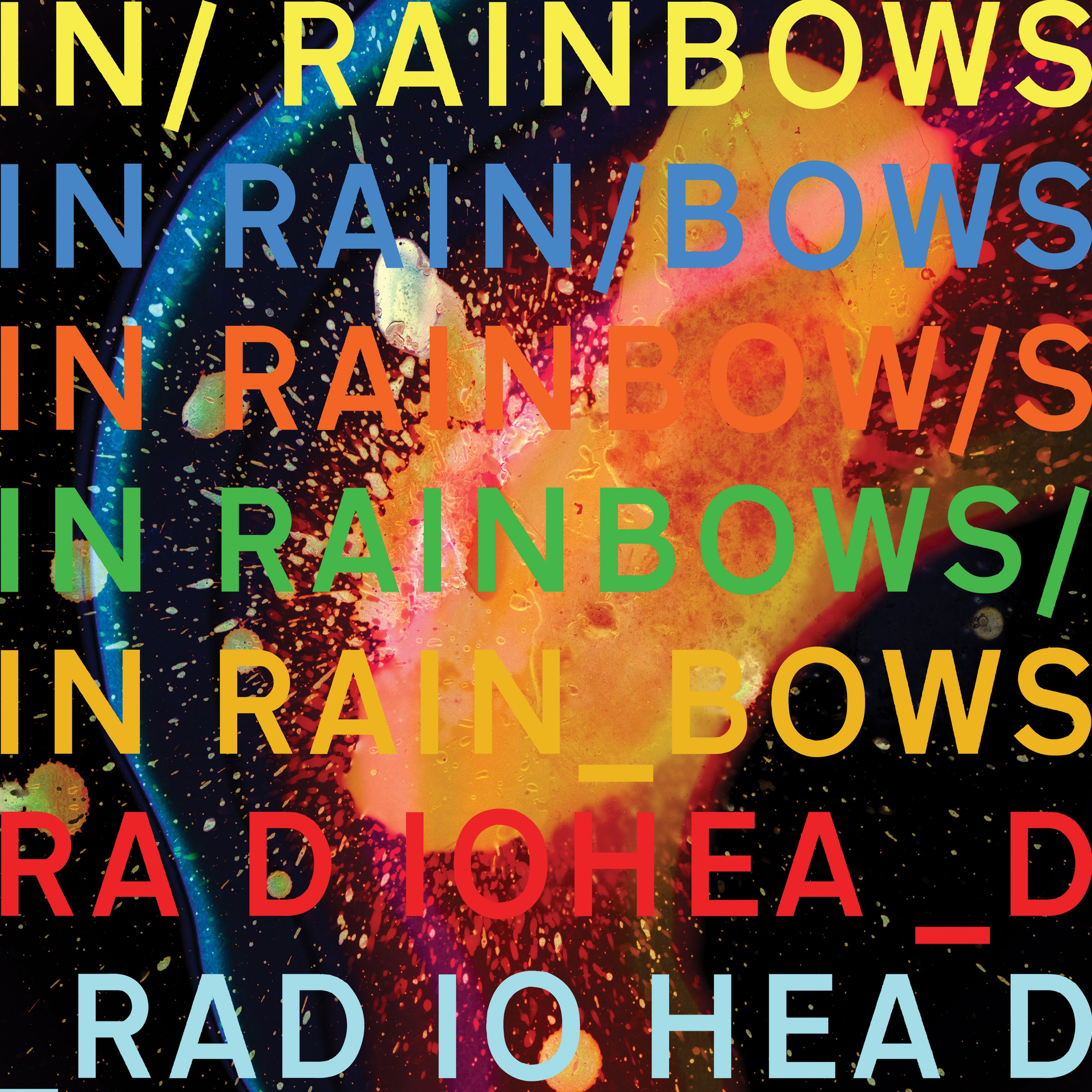 Radiohead In Rainbows With Images Radiohead In Rainbows Music