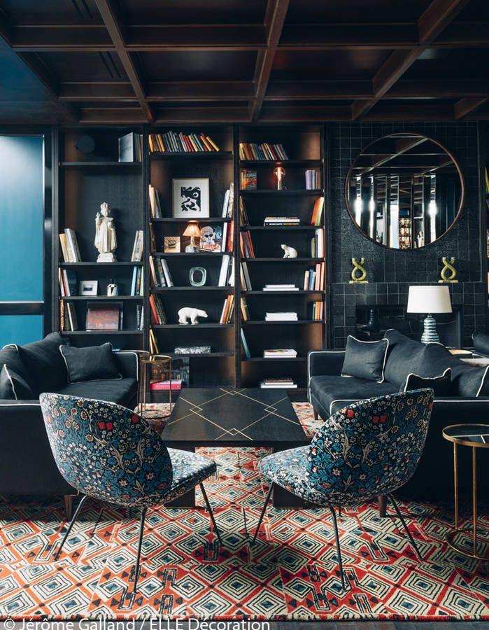 Accumulation D Etageres Boutique Sarah Lavoine St Roch Available On Smallable Com Deco Bibliotheque Deco Salon Deco Maison