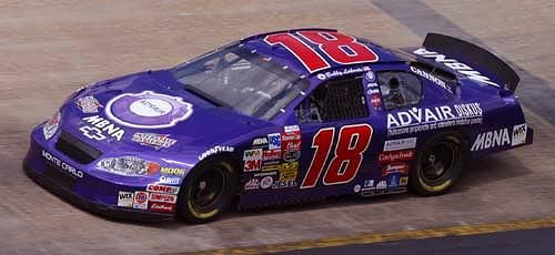 Bobby Labonte ran this at Bristol in March 2003