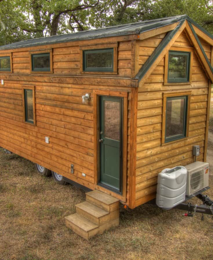 2017 Tumbleweed Elm 20 Tiny House For Sale In Fort Worth