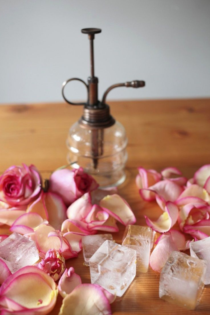 rose water hydrosol