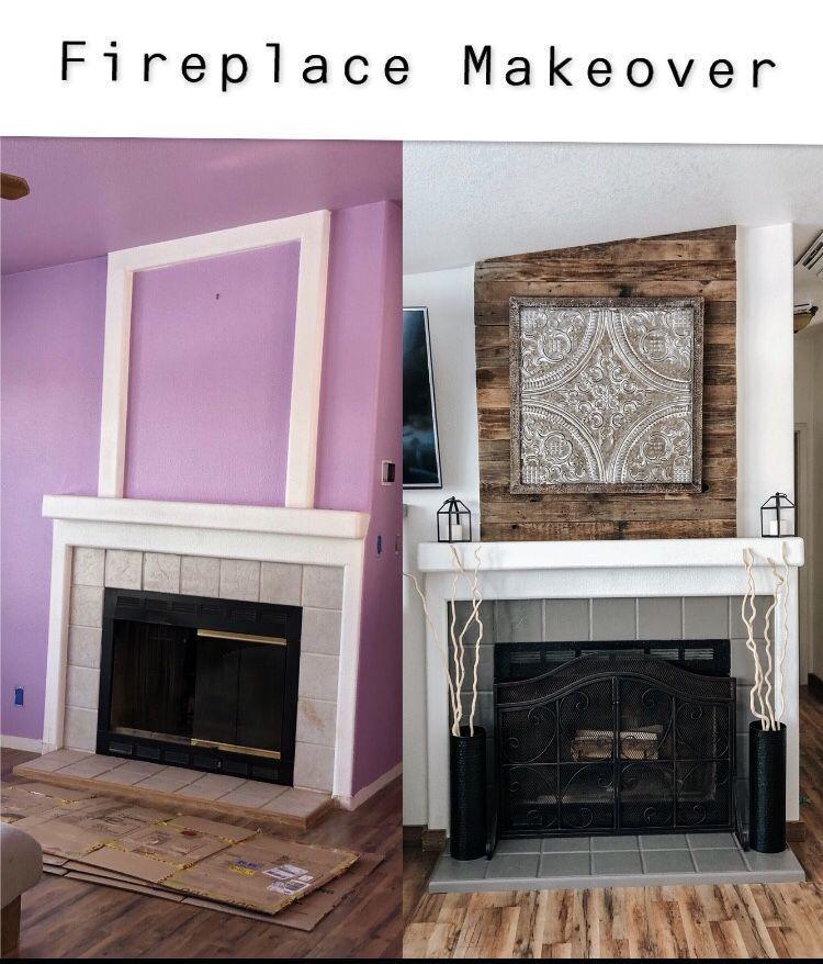 Chimney rejuvenation  easy upgrade of the DIY fireplace  chimney rejuvenatiochimney