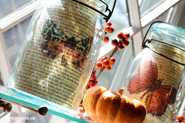 Halloween Crafts--12 Uses for Old Book Pages
