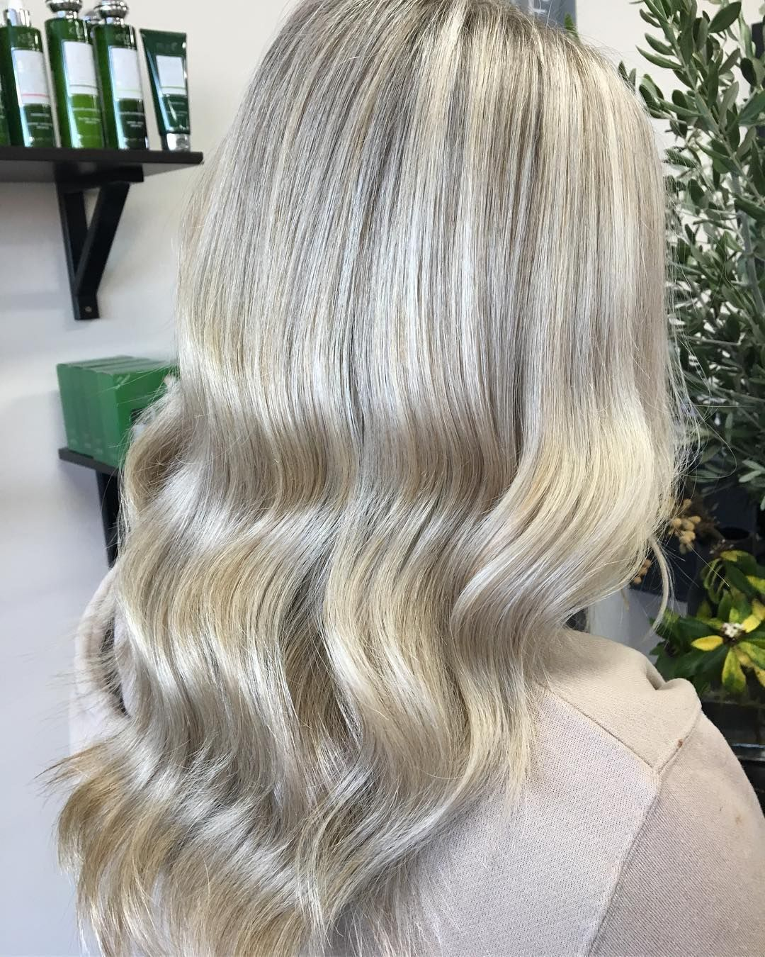 From Toning To Treatments Proper Haircare Is An Integral Part Of Keeping Your Strands Healthy And Happy And Looking Their B Hair Studio Ash Blonde Hair Hair