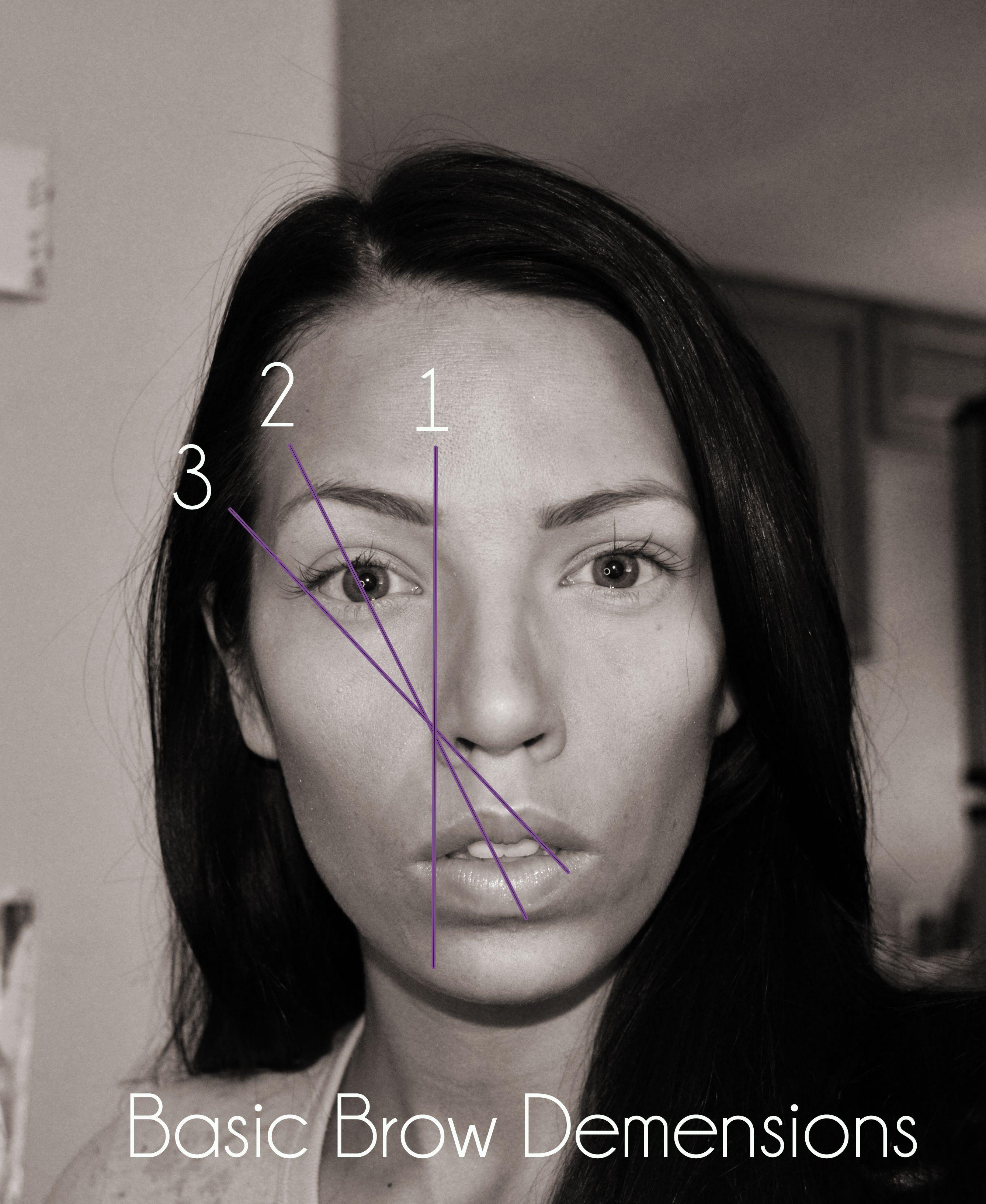 The Ultimate Eyebrow Glamazon Pinterest Brows Eyebrows And Makeup