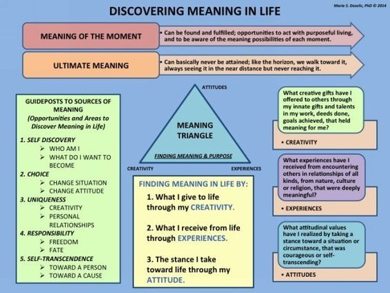 Exploring Existential Meaning: Optimizing Human Development across the Life Span