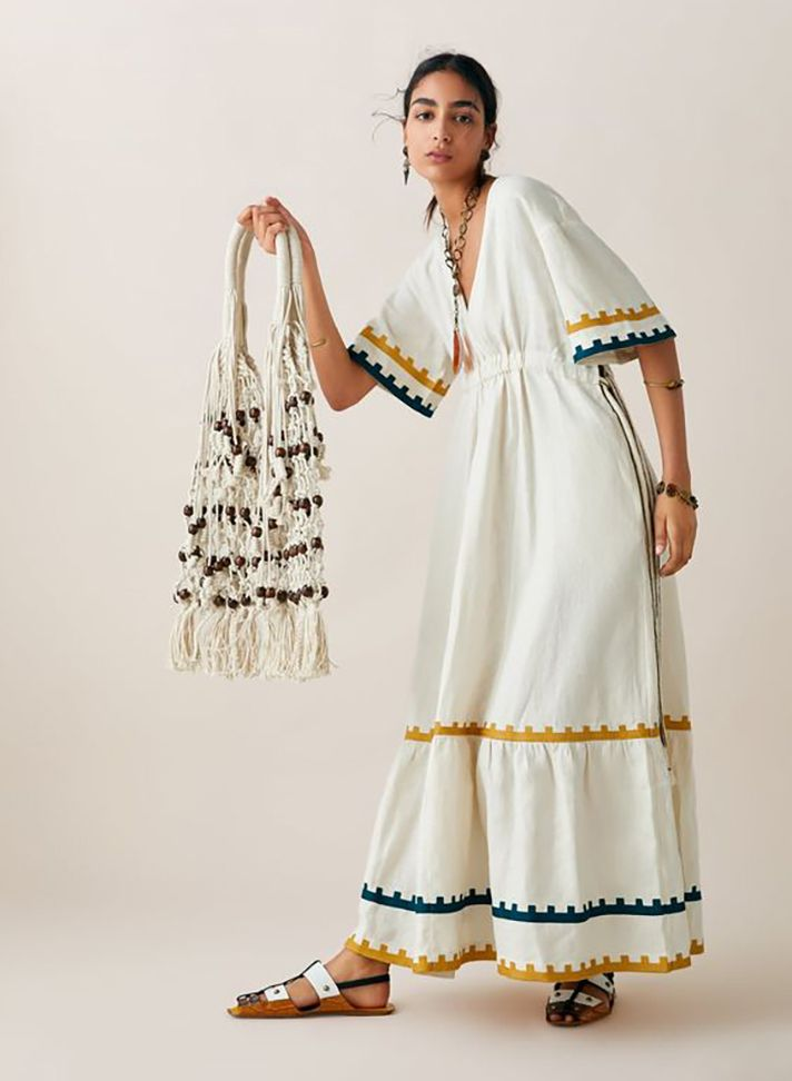 Limited Edition Zara Studio Embroidered Dress, $169 at ZaraHow many Zara maxi dresses is too many Zara maxi dresses? (Obviously not asking for a friend.)