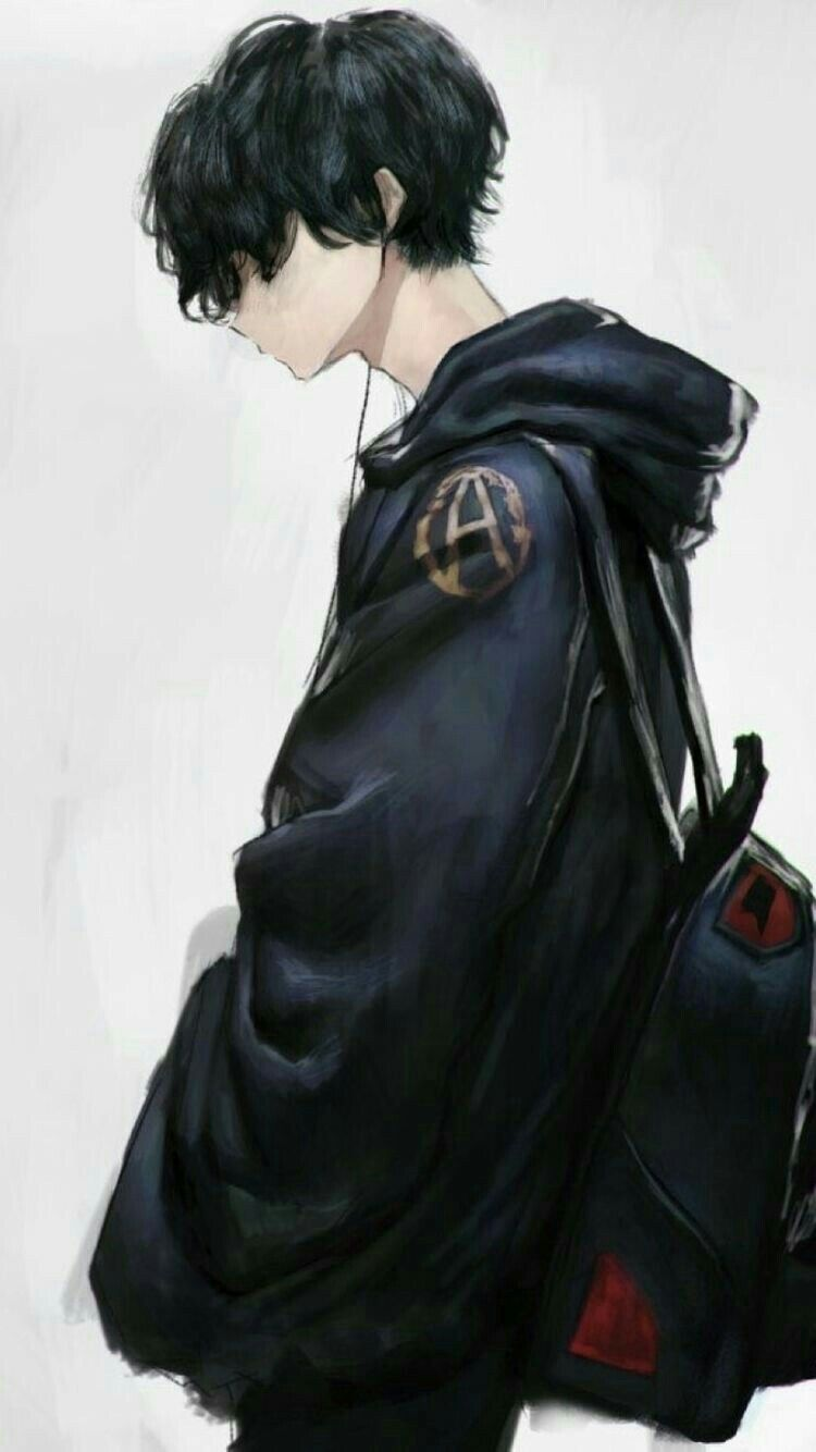 G E O R G I A N A Anime Drawings Boy Anime Boy Guy Drawing