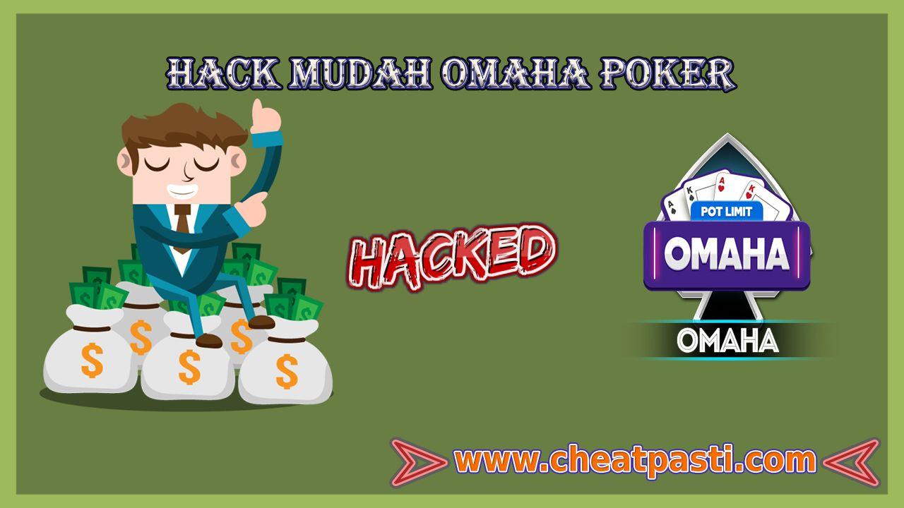 Hack Mudah Omaha Poker   Kartu, Aplikasi