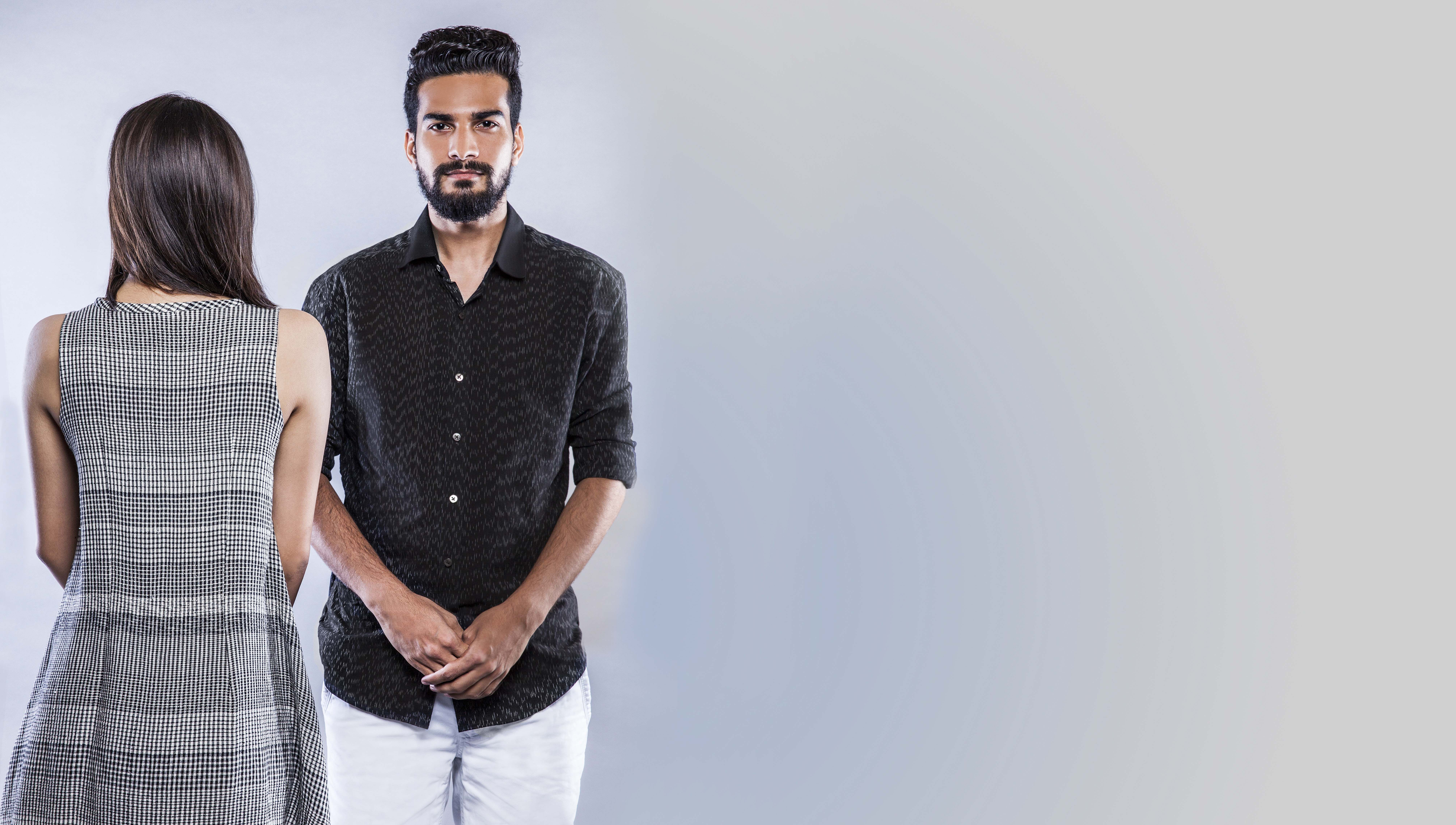 f5f55395e Dress to stand out, Go the Ikat way- A lookbook for men A little bit of  style, sorry, make that a lot of style, and yet achieving a poise...read  more at ...