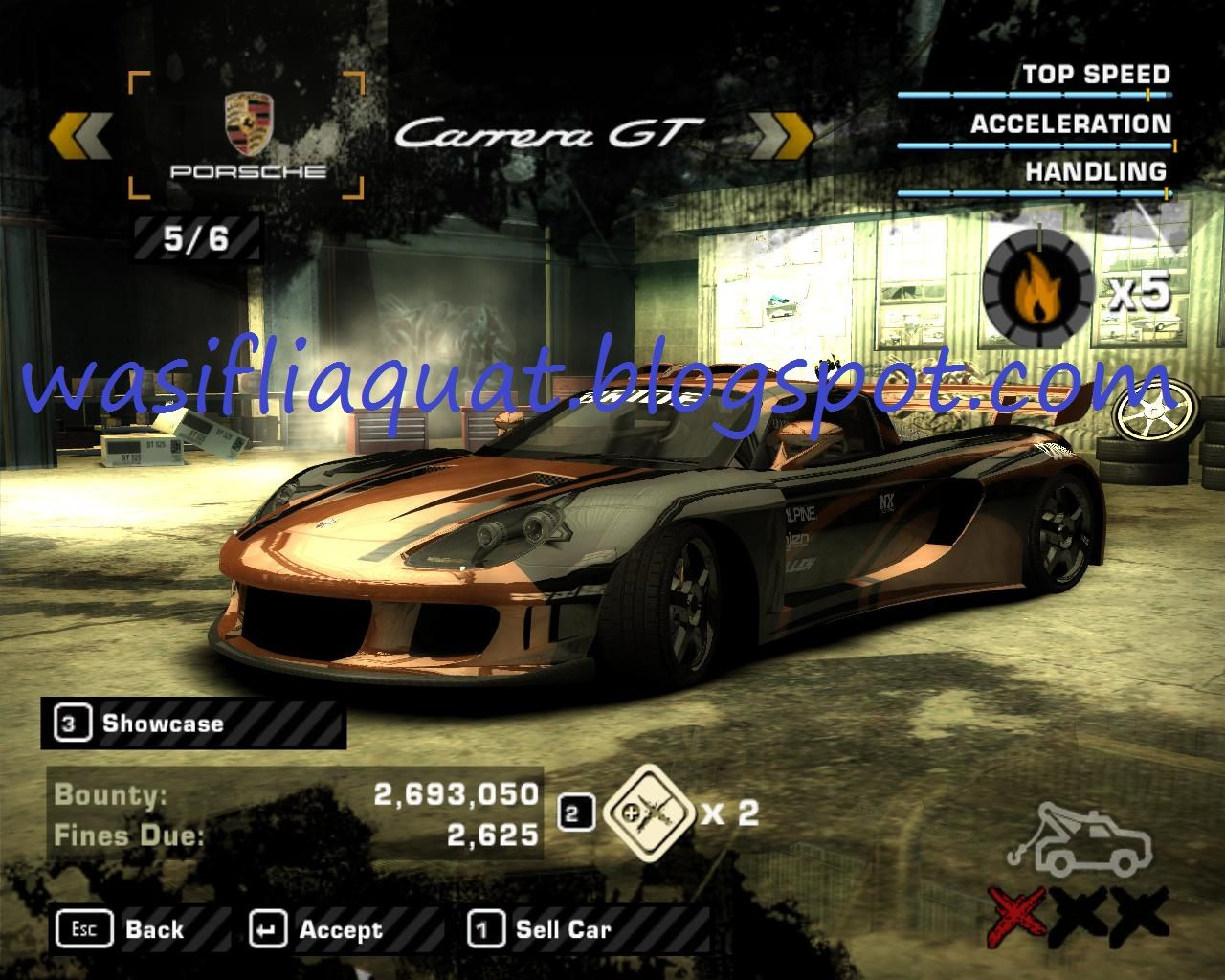 Need For Speed Most Wanted 2005 13 Crack Download Latest 2014