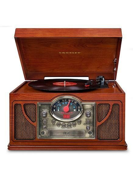 CR7008A-PA Crosley Symphony Turntable - Paprika