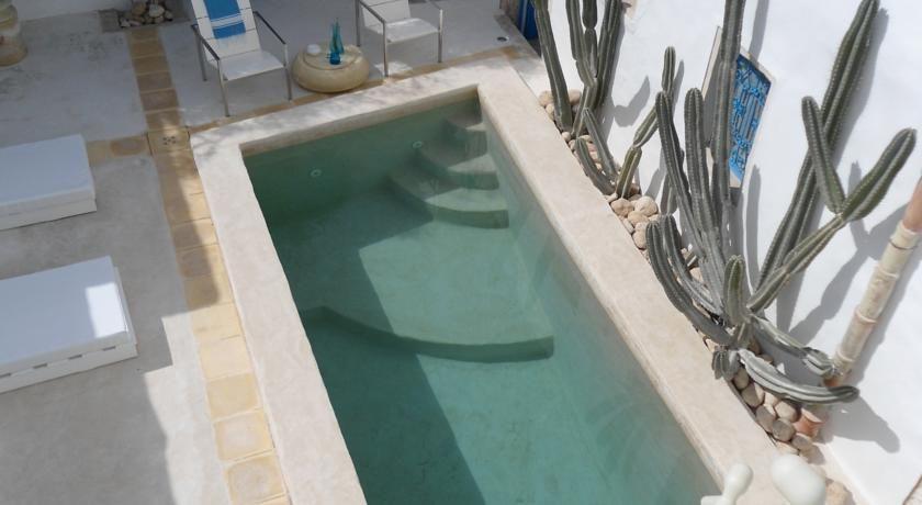 Booking.com: B&B / Chambres d'hôtes Dar Bibine - Erriadh, Tunisie