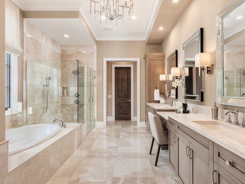 pin by ashlee reppard on dream home mansion bathrooms on best bathroom renovation ideas get your dream bathroom id=22953
