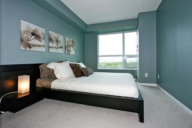 Guest Bedroom | Malm bed frame, Ikea malm bed and Ikea malm