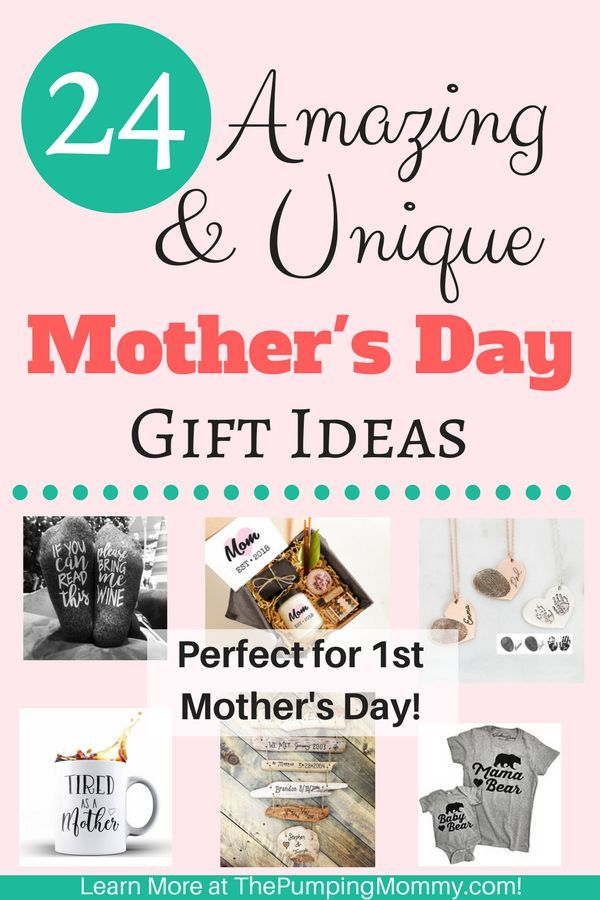 Awesome Unique Gifts 1st Mother S Day Your Ultimate Gift Guide