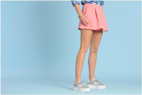zapatillas adidas con plataforma gazelle og