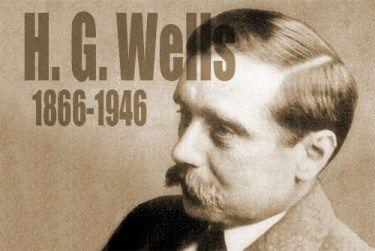 Resultado de imagem para H. G. Wells