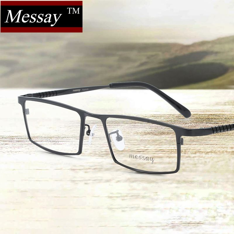 fc0ab7df913  Free Shipping  Buy Best Eyewear Titanium Glasses Frame Eyeglasses Frames  Men