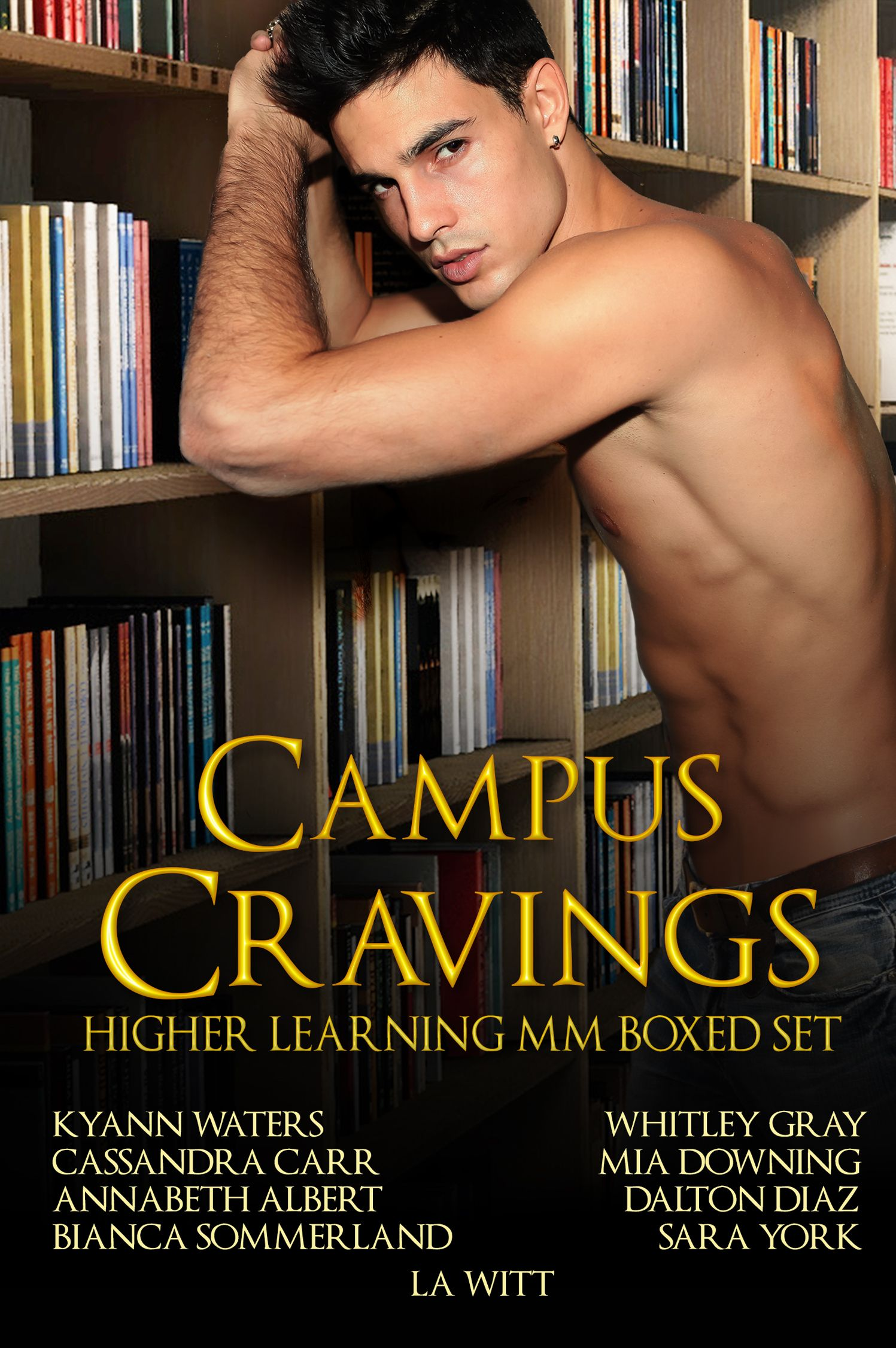 Hot college gay list