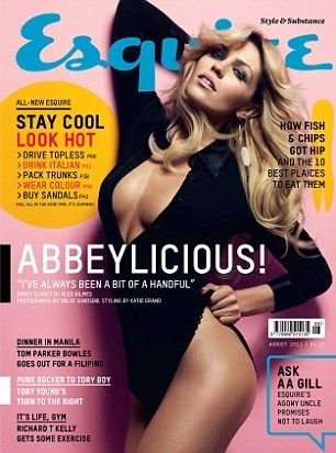 abbey ( #esquire #esquiremag #fashion #style #abbeyclancy ) | H U M Λ N™ | нυмanΛCOUSTICS™ | н2TV™
