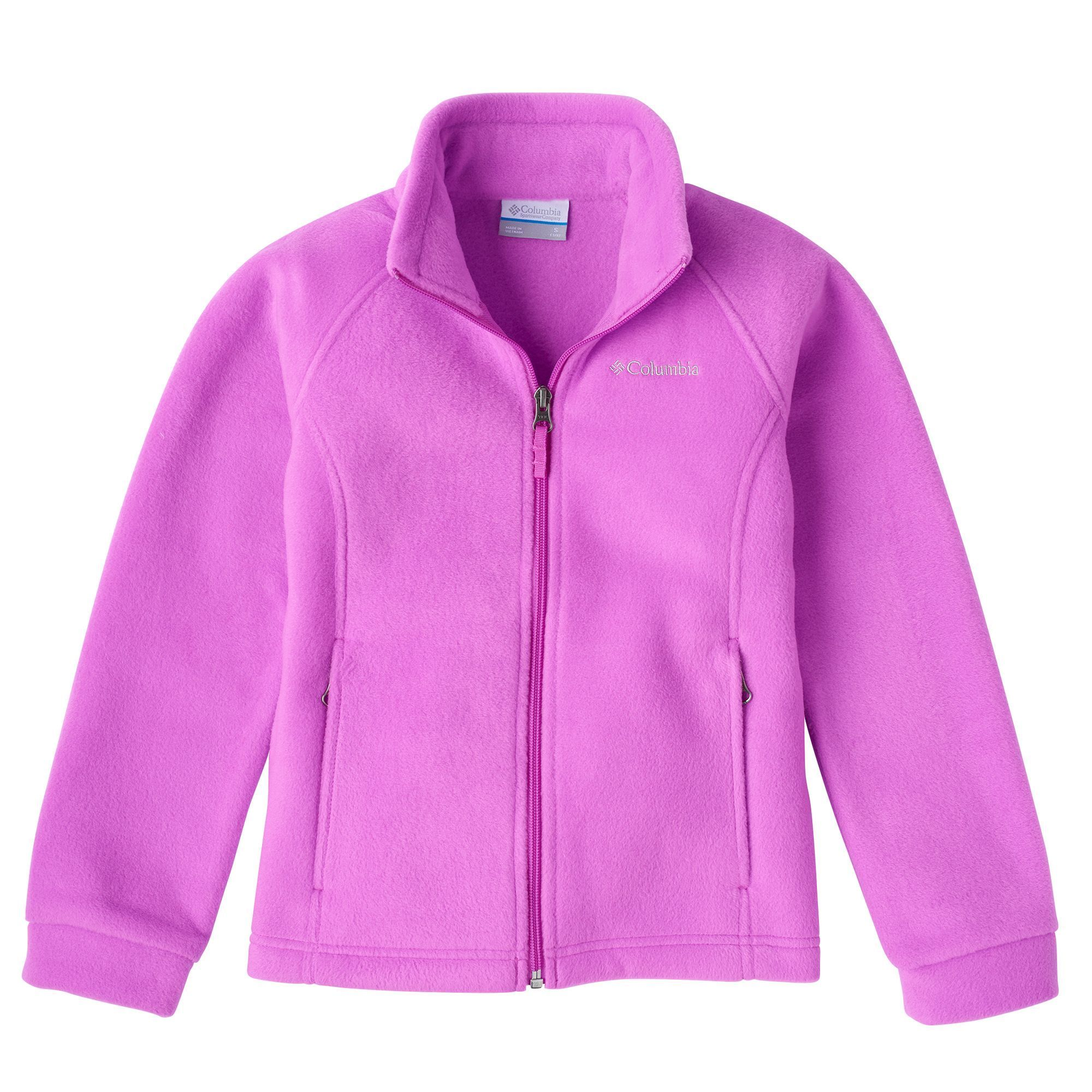 0c779e00a Columbia Girls 4-18 Three Lakes Lightweight Fleece Jacket