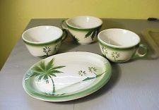 Tropical+Palm+Tree+Dinnerware | Jackson China Tropical Palm Tree ...