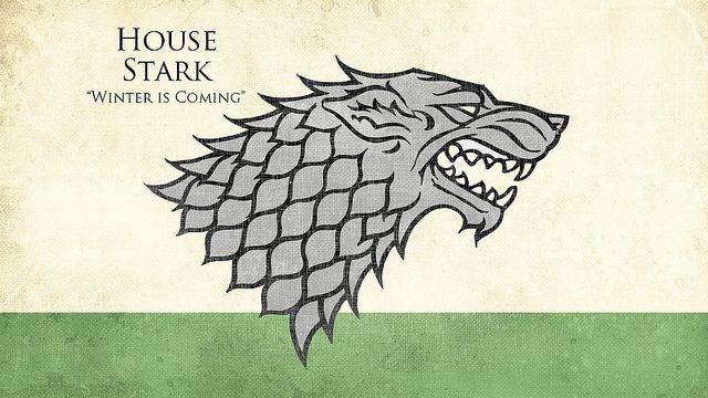 Game Of Thrones House Stark Sigil Grey Direwolf Widescreen Wallpaper House Stark Sigil House Stark Stark Sigil