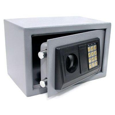 Aleko Electronic Digital Home Security Steel Office Safe