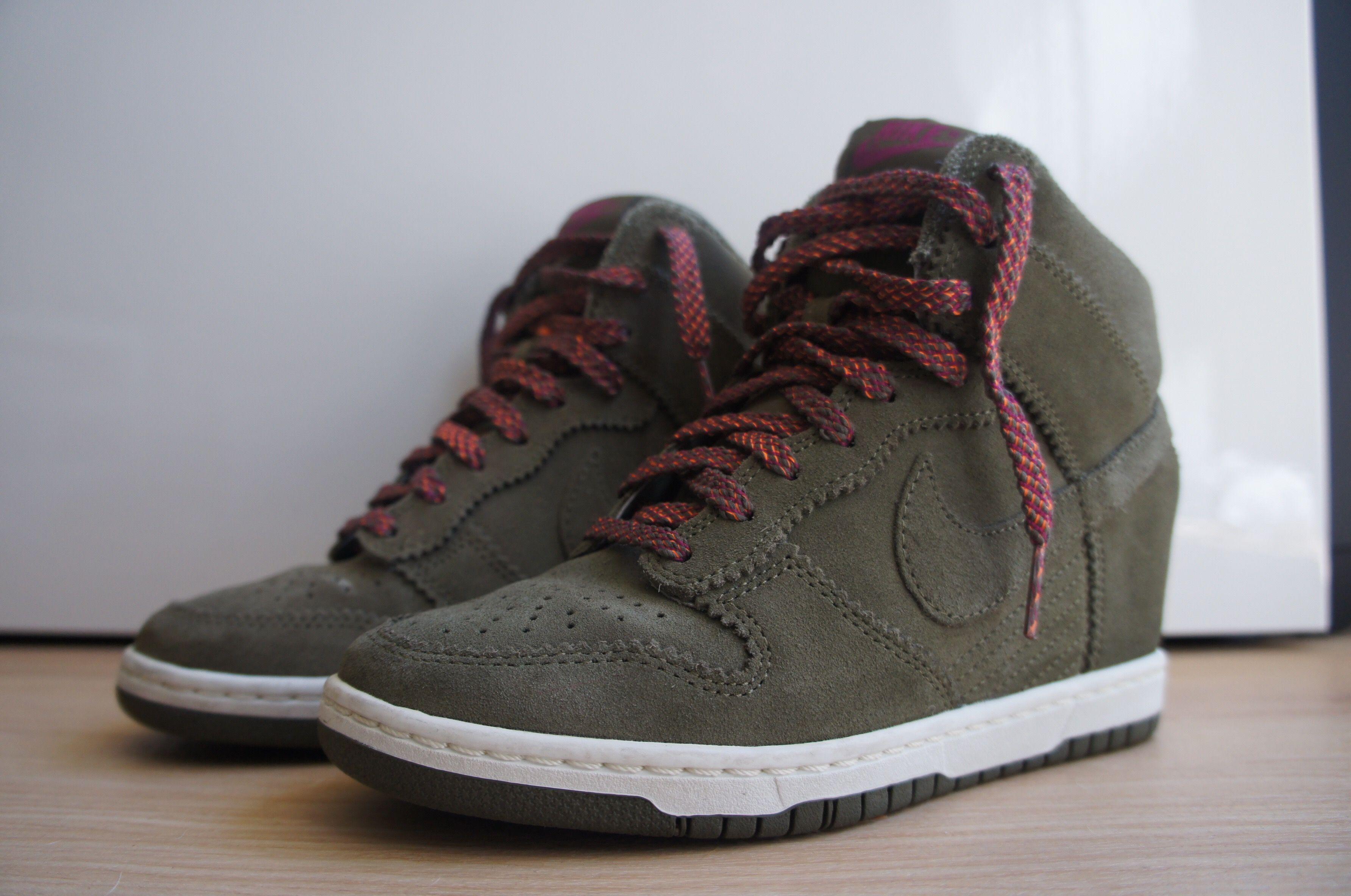 buy popular cc365 843c7 Nike dunk sky hi