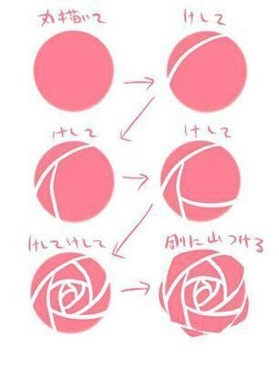 pin de ulrike werkmann en videos acrylmalen   dibujos de rosas