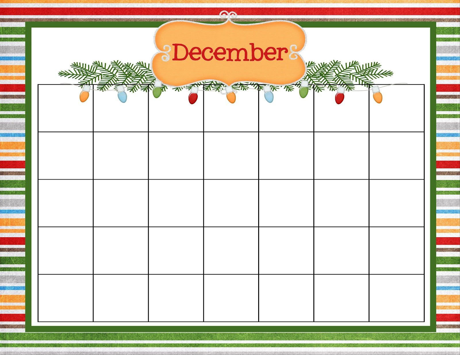The Polka Dot Posie Christmas Organizing Printables To Get You In The Holiday Spirit A Little