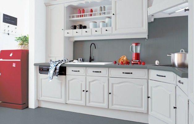 Peinture Rénovation Peinture Intérieure Pour La Rénovation V - V33 renovation meuble cuisine pour idees de deco de cuisine