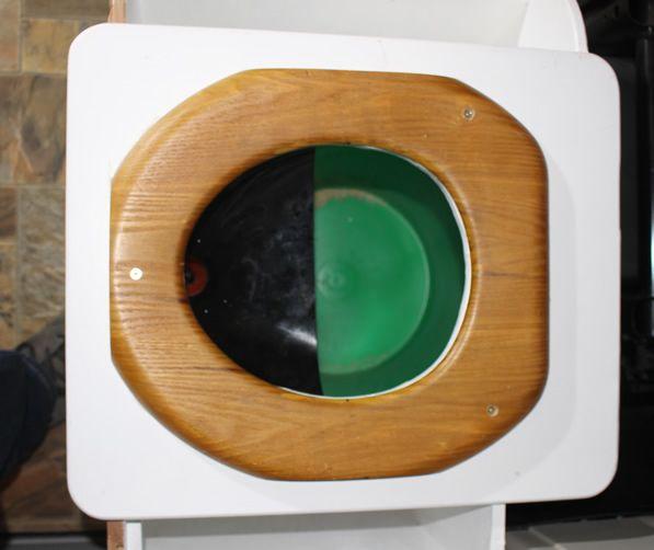 ProMaster DIY Camper Van Conversion -- DIY Composting Toilet | Itchy ...
