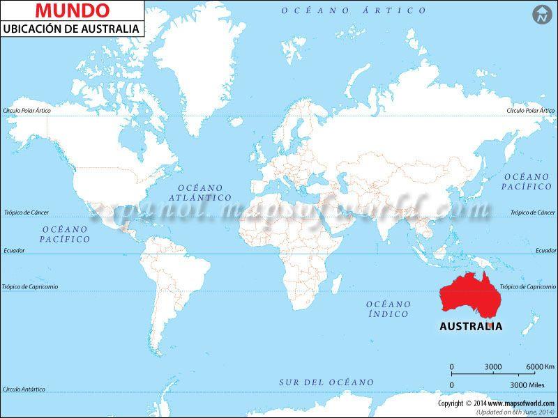 Australia Mapamundi Buscar Con Google Mapa De Ubicacion Mapa