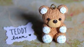 Osito Teddy en arcilla polimérica / Polymer Clay