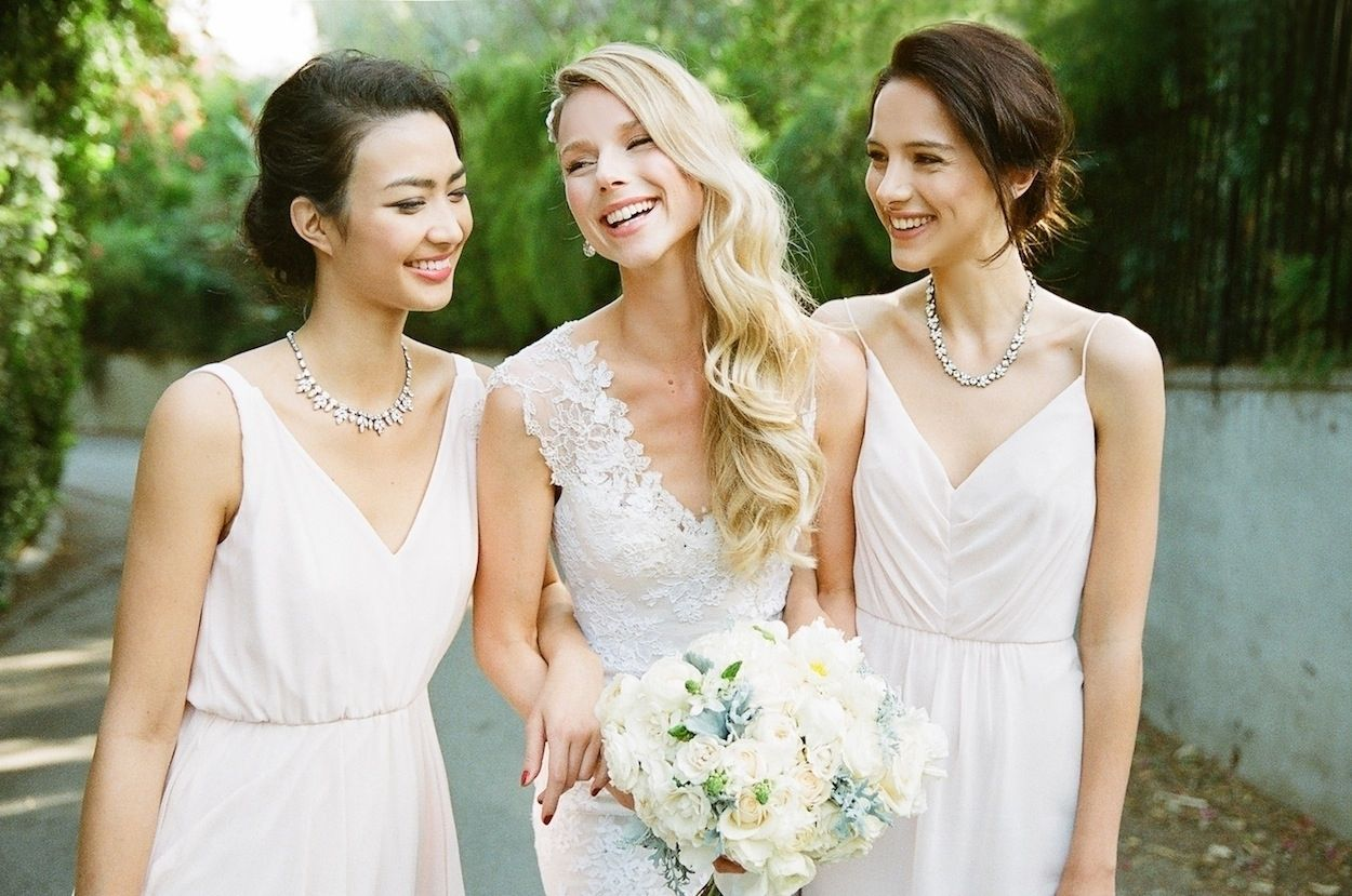 Hy National Bridesmaids Day Tag Your Beautiful Maids Discover More Bridesmaid Dresses To At Vowtobechic
