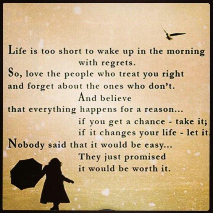 It's worth..