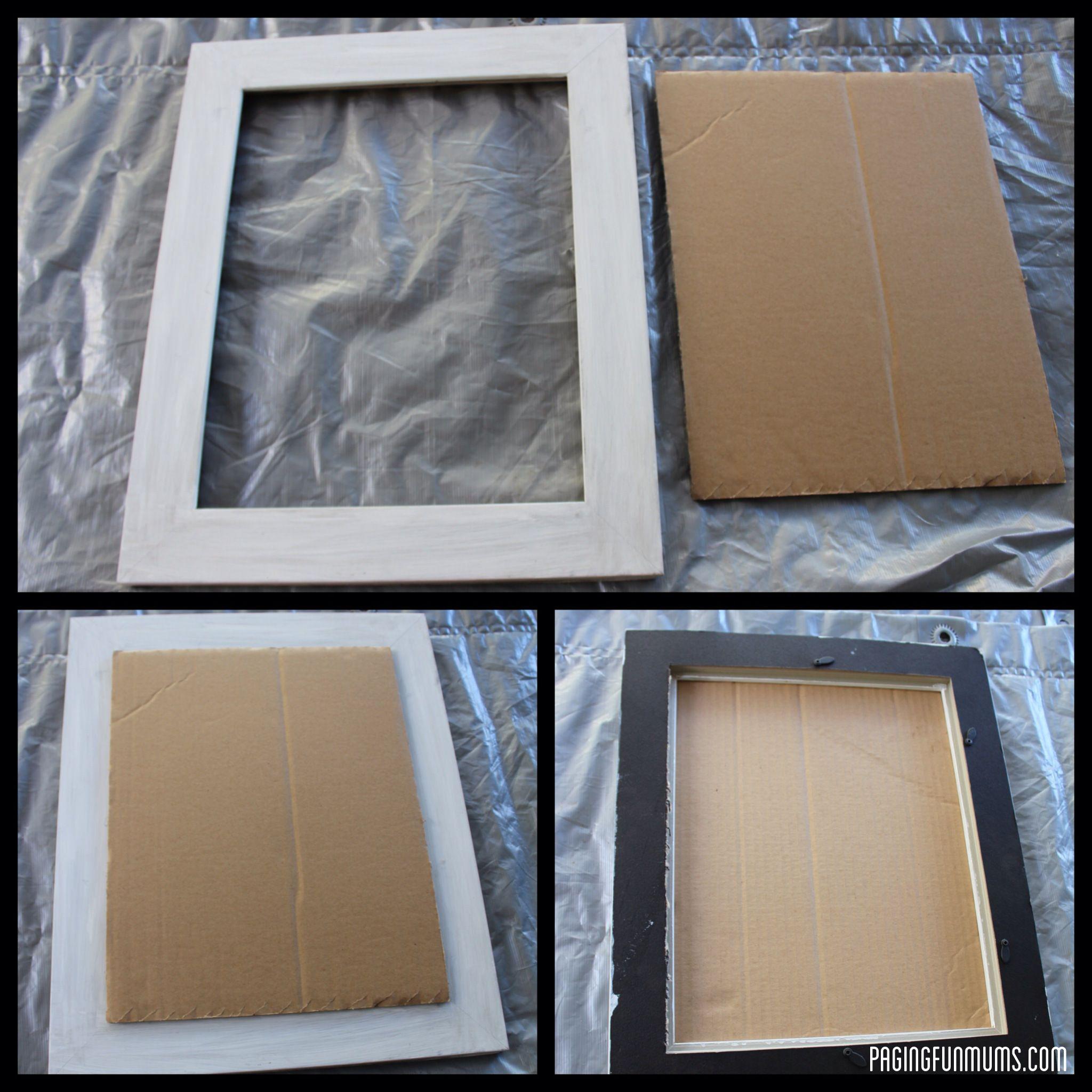 sand footprint craft full diy instructions crafty pinterest empreinte bricolage facile. Black Bedroom Furniture Sets. Home Design Ideas