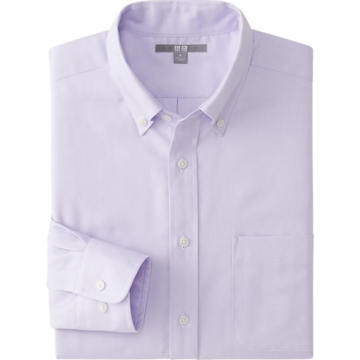 uniqlo ocbd light purple clothing pinterest light purple