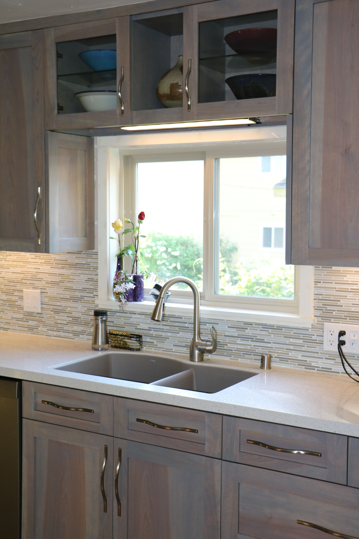 Driftwood Kitchen | Driftwood kitchen, Kitchen, Cabinet