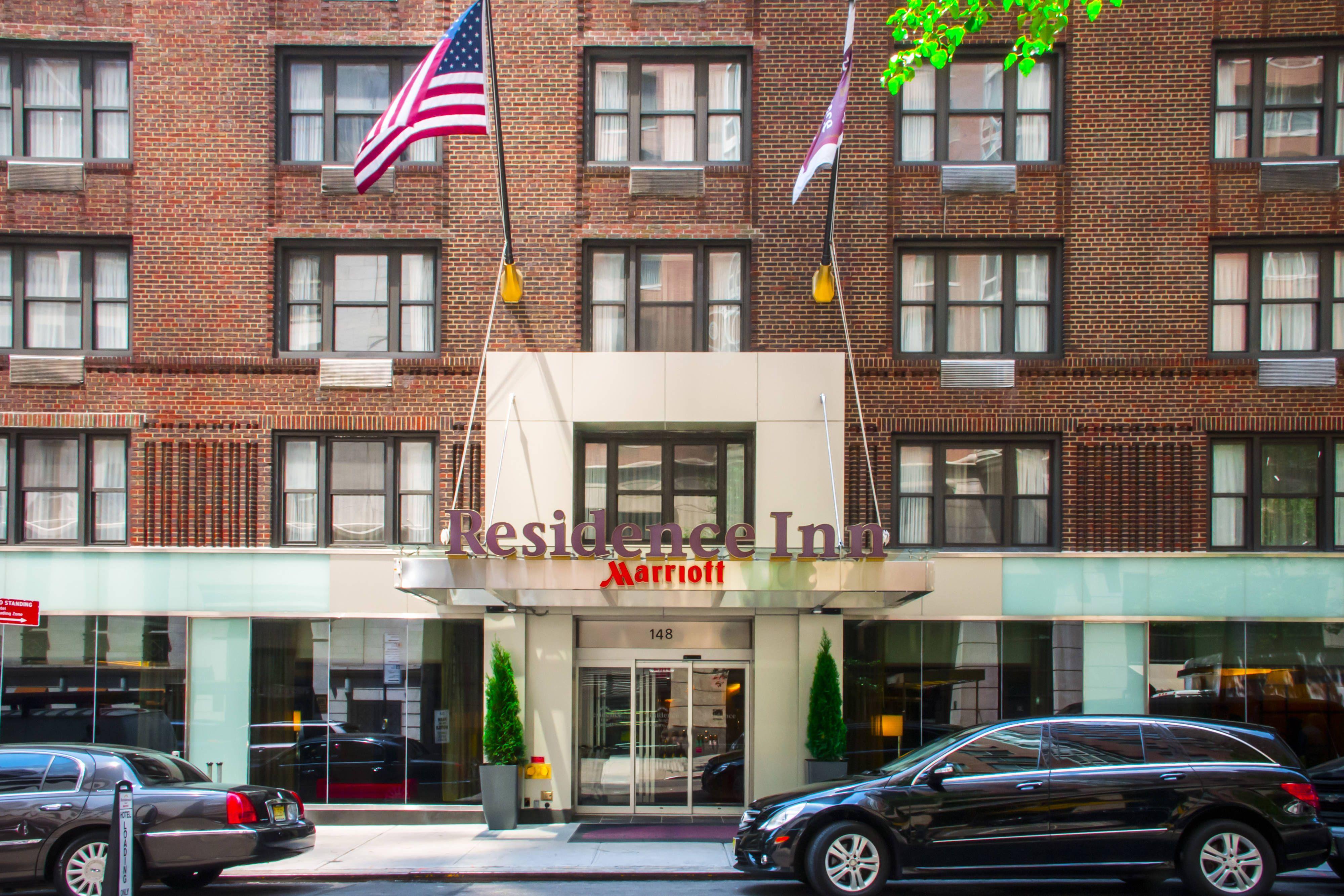 Residence Inn New York Manhattan Midtown East Exterior Travel