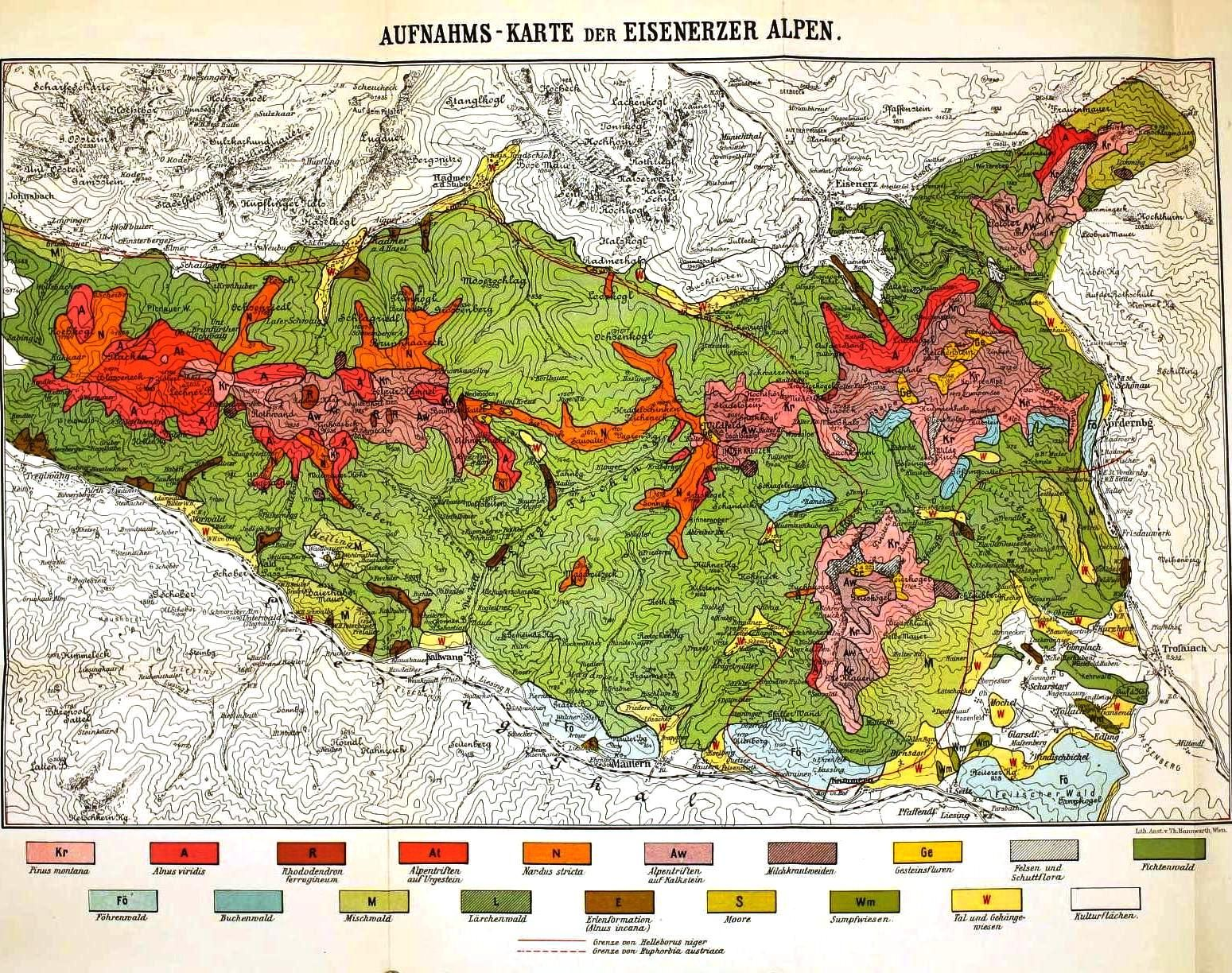 Geopolitical Map Europe Topographic map of the Alps maps charts dia