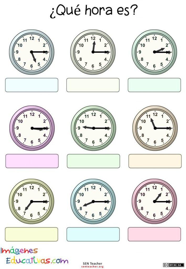 Pin By Queca Mandiles On El Reloj Y Las Horas Pinterest